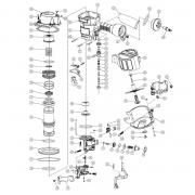 Торсионная пружина (№69) для FROSP CN‑70