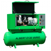 Компрессор винтовой ATMOS ALBERT E120 Vario-KR - 9 бар