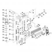 Уплотнительное кольцо 21×3 (№19) для FROSP F3232