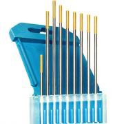 Электроды вольфрамовые КЕДР ВЛ-15-175 Ø 3,0 мм (золотистый) AC/DC [8013844]