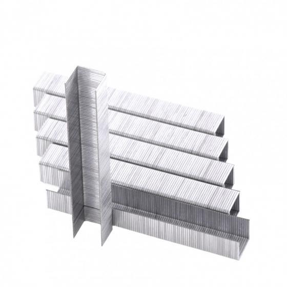 Скоба тип 53-10 мм Gross для мебельного степлера, 1000 шт