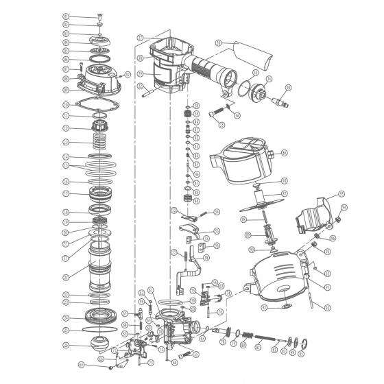 Штифт 3x16 (№54) для FROSP CN‑55‑P