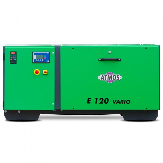 Компрессор винтовой ATMOS ALBERT E120 Vario-K - 7 бар