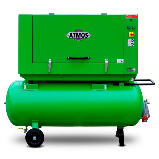 Компрессор винтовой ATMOS ALBERT E220 Vario-KR - 9 бар