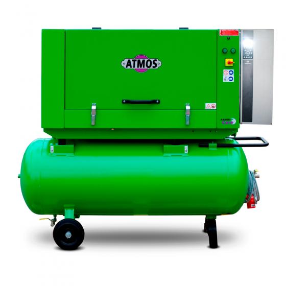 Компрессор винтовой ATMOS ALBERT E220 Vario-KRD - 9 бар