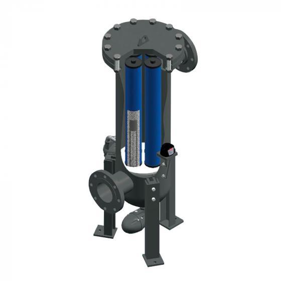 Фильтр сжатого воздуха DALGAKIRAN F 33600 - MX (1 мкм)