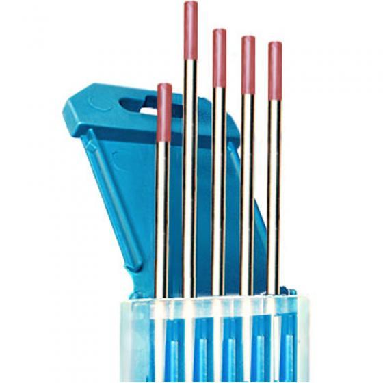 Электроды вольфрамовые КЕДР ВТ-20-175 Ø 4,0 мм (красный) DC [8013856]