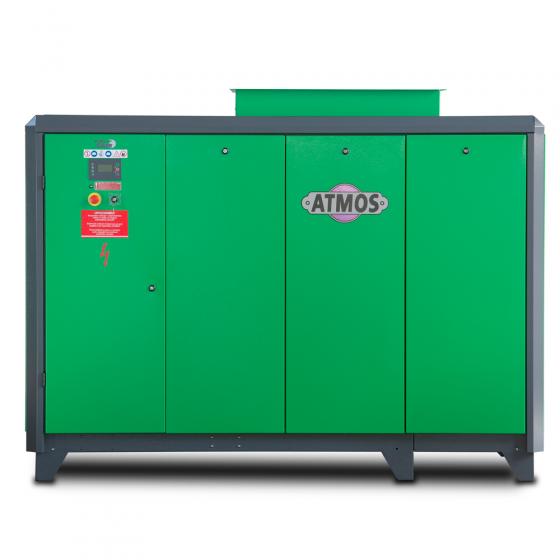 Компрессор винтовой промышленный ATMOS SMARTRONIC ST 110 - 8.5 бар