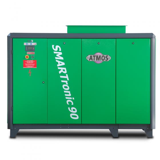 Компрессор винтовой промышленный ATMOS SMARTRONIC ST 90 FD - 7.5 бар