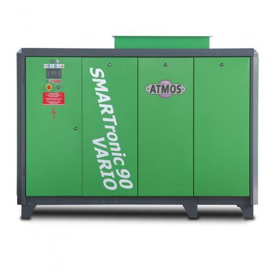 Компрессор винтовой промышленный ATMOS SMARTRONIC ST 90 Vario FD - 13 бар